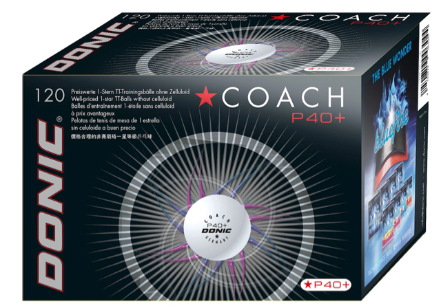 Donic Coach 120 P40+*