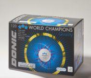 Palline Donic 3 stelle P40+